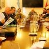 Familiares de víctimas de hechos violentos fueron recibidos por el gobernador
