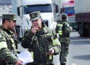 Llegan gendarmes a Santa Fe
