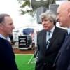Bonfatti se reunió con el Primer Ministro de Nueva Zelandia