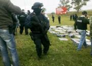 Golpe al narcotráfico: secuestro de gran cantidad de droga en la autopista