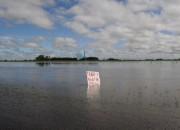 Declararon la emergencia hídrica en ciudades costeras del río Paraná en Santa Fe