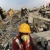 India: 43 muertos por un derrumbe de un edificio de once pisos