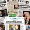 ¿Hay default?: las diferencias según los diarios