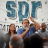 Acto en defensa del trabajo periodístico y en repudio de las amenazas narcos