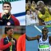 Los atletas más destacados de los Juegos de Río