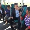 El comunicador de Marcos Peña explicó el viaje en colectivo de Macri