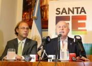 """Saglione: """"Dejamos una provincia en orden, con potencialidad y poca deuda"""""""