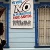 """Colombia vota """"no"""" al pacto de paz con las FARC"""