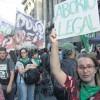 Comienza el histórico debate por la despenalización del aborto