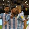Argentina llega a Rusia ubicada en el quinto lugar del ranking FIFA
