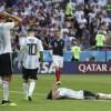 Argentina afuera del mundial: perdió 4 a 3 con Francia
