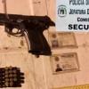 """Detuvieron a dos """"policías"""" santafesinos y les secuestraron armas, droga y celulares"""