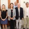 Lifschitz recibió a investigadores santafesinos premiados a nivel nacional