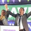 Javkin cantó victoria en las primarias del Frente Progresista