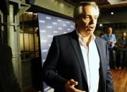 """Alberto Fernández: """"Decidí que no voy a seguir hablando con Mauricio Macri"""""""
