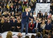 Macri buscó pescar votos en un territorio esquivo como Rosario