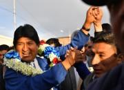 Bolivia: manifestaciones a favor y en contra de Evo Morales y enfrentamientos en Santa Cruz de la Sierra