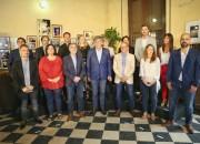 Emilio Jatón presentó su gabinete con eje en el equilibrio, la cercanía y la transparencia