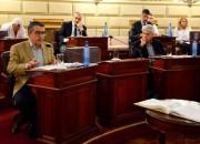 """Media sanción al Presupuesto: sector de Perotti denuncia """"escandaloso acuerdo"""" entre Lifschitz y Traferri"""