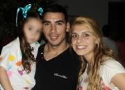 Amenazaron a la viuda de Adrián Escobar