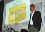 Sebastián Fumis es el nuevo representante de la provincia ante el Ente Portuaio