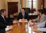 Santa Fe y Entre Ríos avanzan hacia un convenio de colaboración