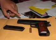 Suspenden la venta de armas y municiones en la ciudad