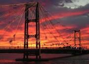 El Puente Colgante es monumento histórico nacional