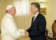 «Yo no tengo ningún conflicto con el presidente Macri, me parece una persona noble»