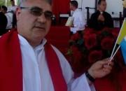 El cura pedófilo Néstor Monzón quedó preso por orden de una jueza