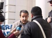 Del Frade acusó a Serjal por mal desempeño y pidió la suspensión por 6 meses
