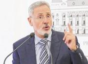 """Duro diagnóstico de Sain sobre el Ministerio: """"Autogobierno y falta de gestión"""""""
