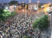 Inédita movilización popular contra la inseguridad en Rafaela