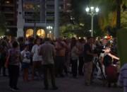 Masiva marcha de vecinos en reclamo de seguridad