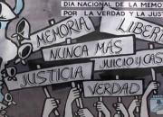 Se conmemora el Día de la Memoria por la Verdad y la Justicia
