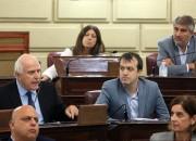Diputados votó la Emergencia a Perotti, que tendrá superpoderes
