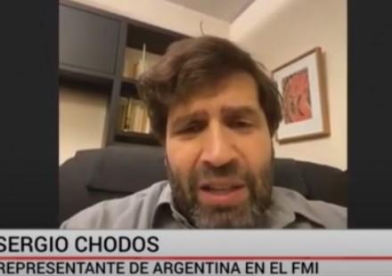 """""""Si Argentina ofrece más puede expandir su capacidad de prometer pero no de cumplir"""""""