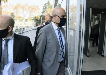 El fiscal Ponce Ashad permanecerá tres meses en prisión preventiva