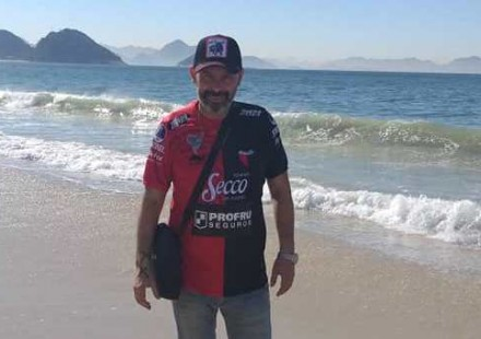 """El ex jefe de la barra de Colón Jorge """"Kaki"""" Muñoz fue baleado en Rosario y está grave"""