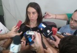 Últimas imágenes del naufragio (de la fiscal Cristina Ferraro)