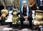 Adiós a un gran artista: a los 88 años murió Quino, el creador de Mafalda