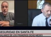 """Marcelo Saín: """"Sarnaglia puso en tela de juicio la subordinación a la política"""""""