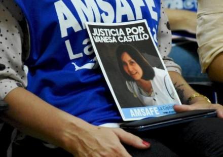 Perpetua para el femicida de la docente Vanesa Castillo