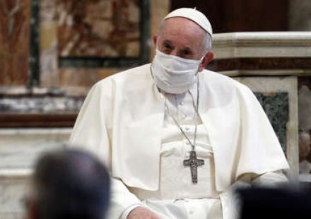 El papa Francisco respaldó la unión civil entre personas del mismo sexo