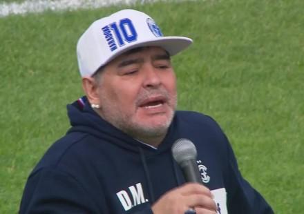 Maradona se cayó y se golpeó la cabeza días antes de su muerte