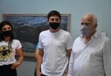 Lifschitz y Garibaldi visitaron el proyecto del aula virtual para el barrio Las Lomas