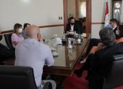 Gobierno recibió a socialistas en ronda de diálogo político