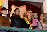 Detuvieron a la ex presidenta golpista de Bolivia