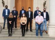 """Legisladores provinciales del interbloque de la UCR elevaron un """"urgente"""" petitorio al Gobernador Omar Perotti"""