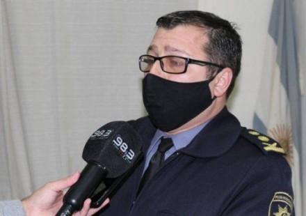 El ministro de Seguridad pidió la renuncia del subjefe de la Policía de Santa Fe